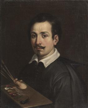Guido Reni. Autoportrait (v. 1602)