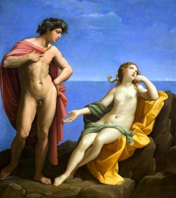 Guido Reni. Bacchus et Ariane (1619-20)