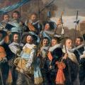 Hals. Cortège des officiers et des sous-officiers du corps des archers de Saint-Georges (1639)