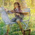 Henri Lebasque. Le jeune peintre (1904-05)