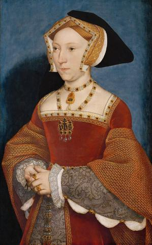 Holbein le Jeune. Jane Seymour (1536)