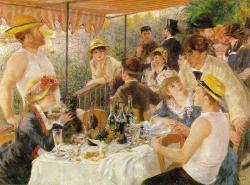 Renoir. Déjeuner des canotiers, 1881