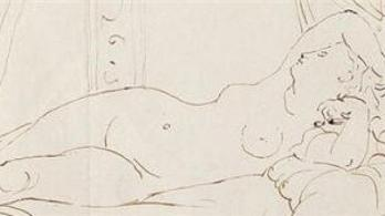 Ingres. La Dormeuse de Naples