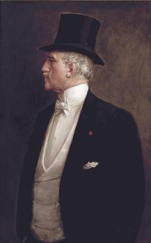 Jean Béraud. Autoportrait (v. 1909)
