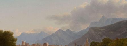 Jean-Joseph-Xavier Bidauld. Grenoble, détail