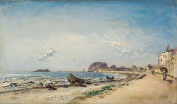 Johan Barthold Jongkind. La Ciotat (1880)