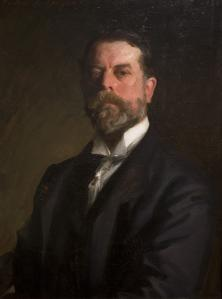 John Singer Sargent. Autoportrait (1906)