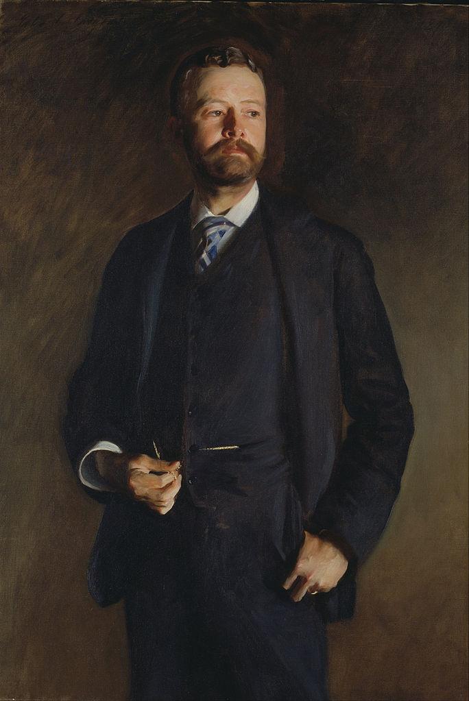 Ca s'est passé en avril ! John-singer-sargent-henry-cabot-lodge-1890