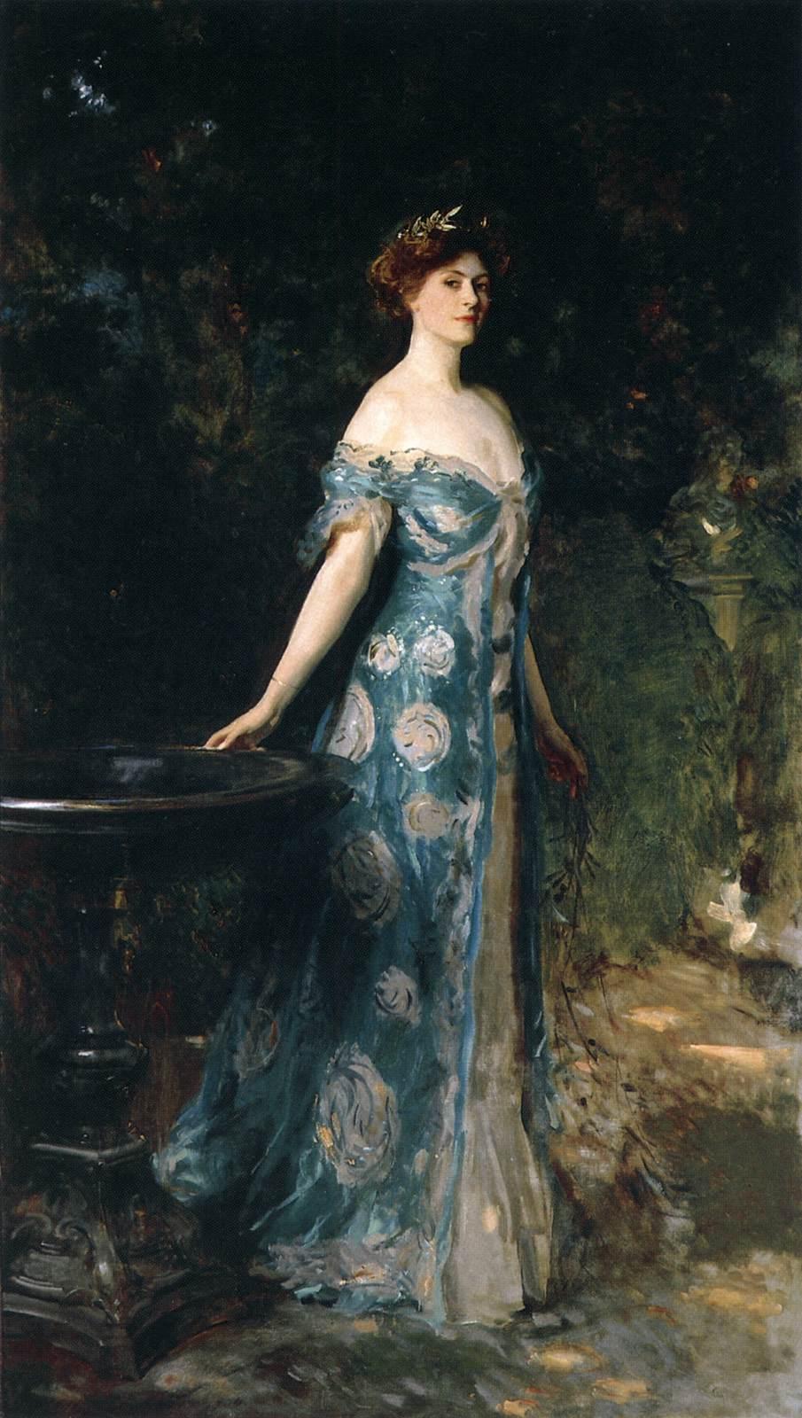 Ca s'est passé en avril ! John-singer-sargent-portrait-de-millicent-duchesse-de-sutherland-1904