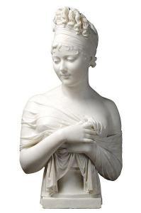 Joseph Chinard. Buste de Juliette Récamier (1805-06)