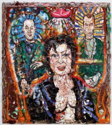 Julian Schnabel. Sans titre (1983)
