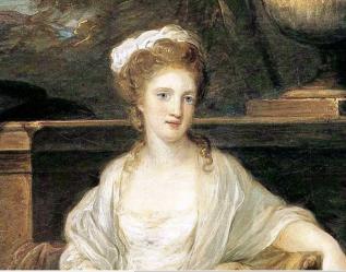 La reine Marie-Caroline d'Autriche (1752-1814)