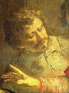 Laurent de La Hyre. Autoportrait présumé (1630)