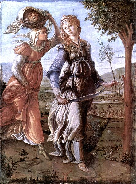Le retour de Judith à Béthulie (1472)