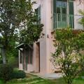 Villa Le Bosquet. Le jardin