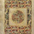 Livre de Durrow, folio 186v