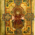 Livre de Kells, folio 291v (v. 820)