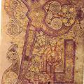 Livre de Kells, folio 34r (v. 820)