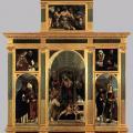 Lorenzo Lotto. Polyptyque Recanati (1508)