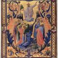 Lorenzo Monaco. Antiphonaire, chœur 3, folio 59 (v. 1410)