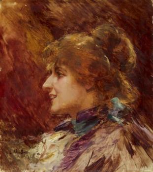 Louis Marie de Schryver. Marielle (1898)
