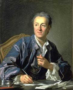 Louis Michel Van Loo. Portrait de Diderot (1767)