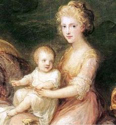 Louise et Marie-Amélie de Bourbon-Siciles