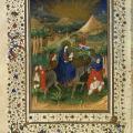 Maître de Boucicaut. Livre d'Heures du maréchal de Boucicaut-1 (1405-08)