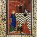 Maître de Boucicaut. Livre d'Heures du maréchal de Boucicaut-2 (1405-08)