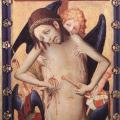 Maître Francke. L'Homme de Douleurs (v. 1420)
