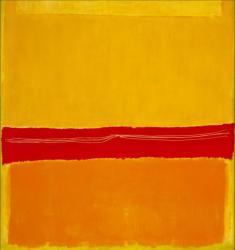 Mark Rothko. Sans titre, N° 5/N° 22 (1950)