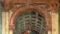 Masaccio. La Trinité, détail, Eglise Santa Maria Novella (1425-28)
