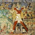 Mastaba de Merefnebef, chasse dans les marécages (v. -2350-2160)
