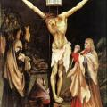 Matthias Grünewald. Crucifixion (1509-11)