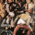 Matthias Grünewald. Le Christ outragé (1503-04)