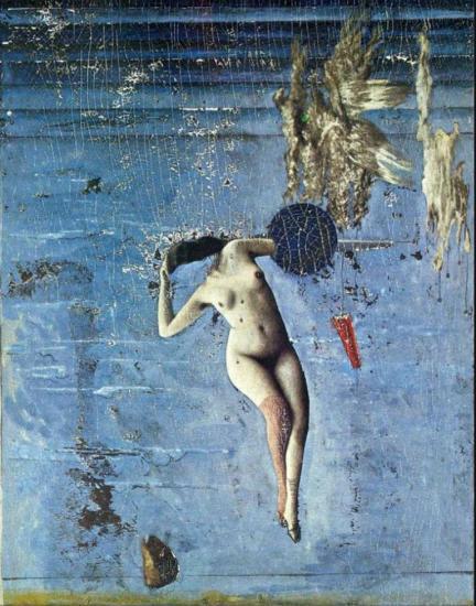 Max Ernst. Pléiades (1920)