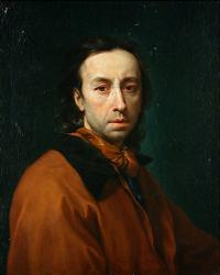 Mengs. Autoportrait, 1773