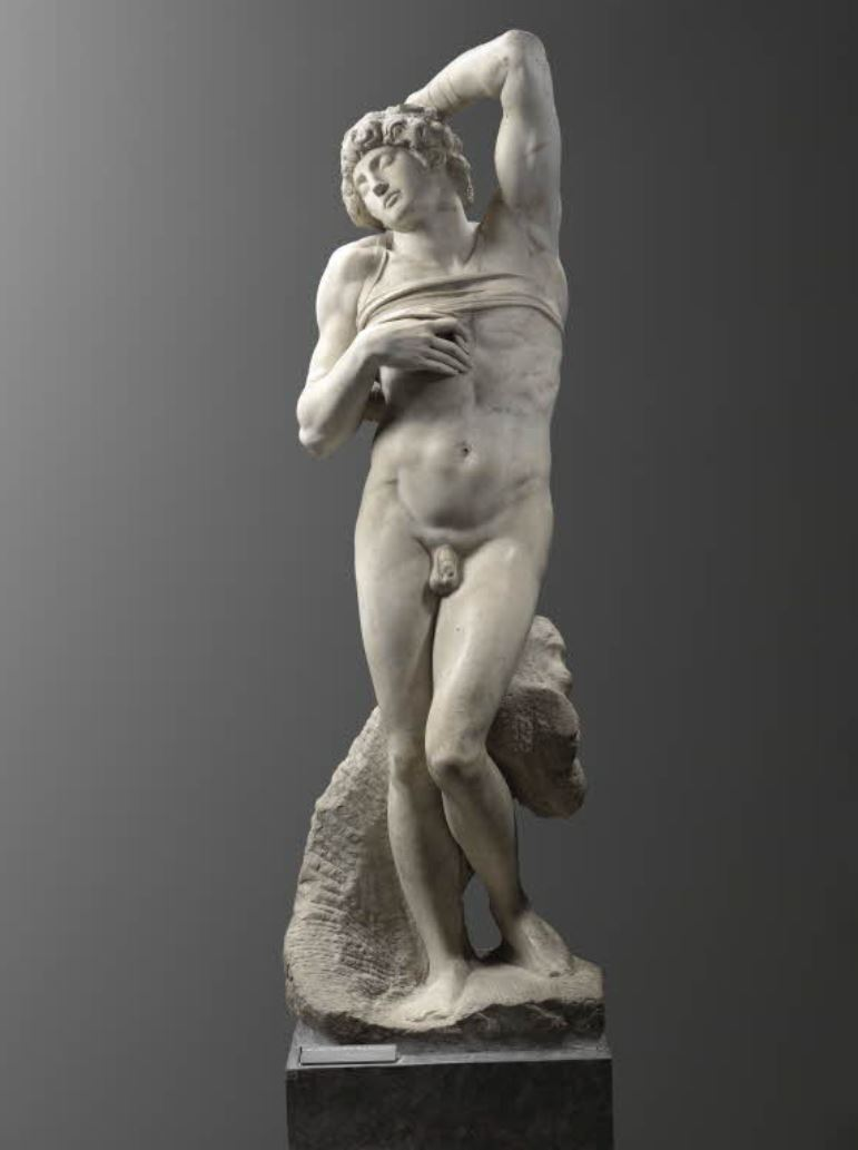 Michel Ange Esclave Mourant 1513 15