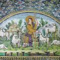 Mosaique du Bon Pasteur (425 450)