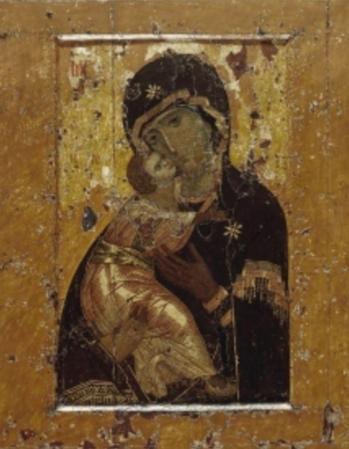 Notre-Dame de Vladimir (début 12e siècle)