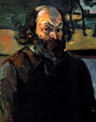 Paul Cézanne. Autoportrait (v. 1875)