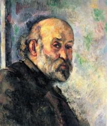 Paul Cézanne. Autoportrait (v. 1895)