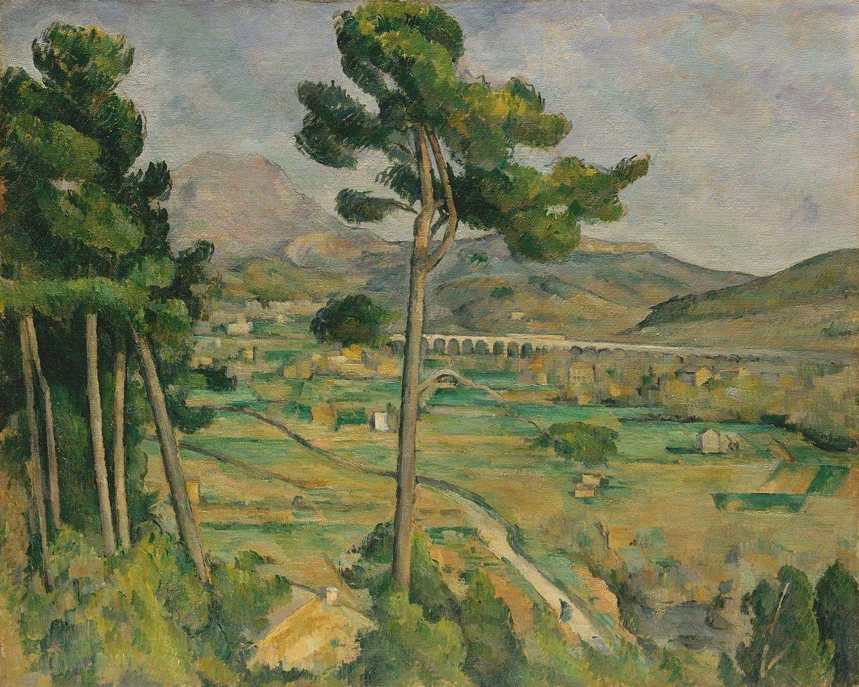 Biographie Et œuvre De Paul Cezanne 1839 1906