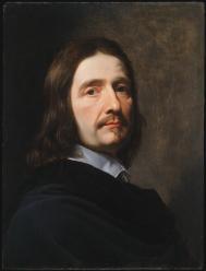 Philippe de Champaigne. Autoportrait (1630-1674)