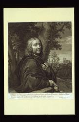 Philippe de Champaigne. Autoportrait (1676)