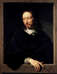 Philippe de Champaigne. Portrait d'homme (1650)