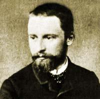 Photographie de Paul Sérusier (v. 1890)
