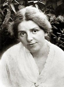 Photographie de Paula Modersohn-Becker (v. 1904)