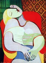 Picasso. Le rêve (1932)