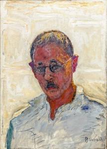 Pierre Bonnard. Autoportrait (1933)
